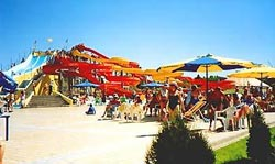 Анапа, курортный район Джемете, частный пансионат «Татьяна».
