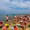Анапа август городской пляж