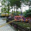 Анапа август городской парк