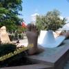 Анапа Памятник отдыхающему
