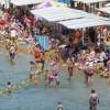 Анапа вторая половина июня Центральный городской пляж