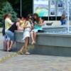 Анапа вторая половина июня фонтан у городской администрации